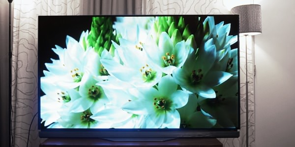 What do you get when you combine OLED and HDR? Dynamite.