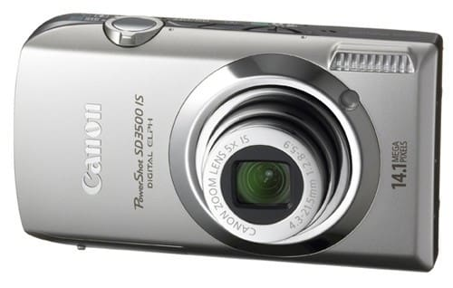 Product Image - Canon PowerShot SD3500 IS