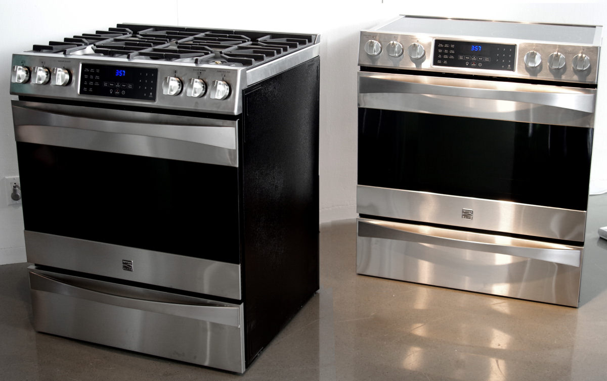 Kenmore Shows Off What's New in Home Appliances - Reviewed.com Ovens