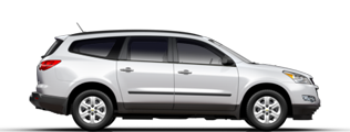 Product Image - 2012 Chevrolet Traverse 2LT FWD