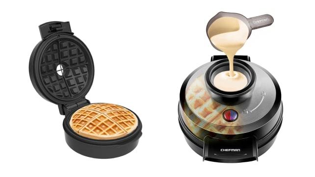 Chefman Volcano Waffle Maker