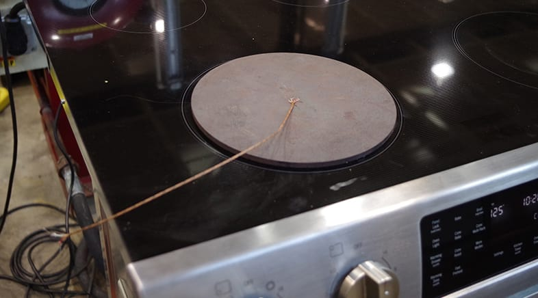 How we test electric cooktops