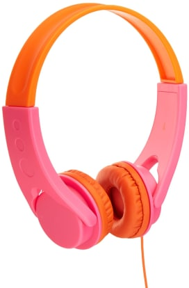 Product Image - AmazonBasics Volume Limited On-Ear Headphones for Kids