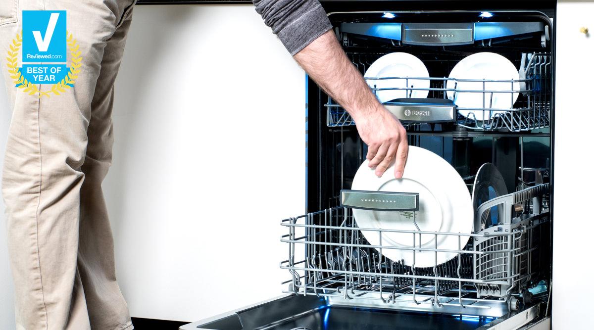 Quietest Dishwasher Best Dishwashers Of 2016 Reviewedcom Dishwashers Reviewedcom