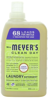 Product Image - Mrs. Meyer's Clean Day Laundry Detergent
