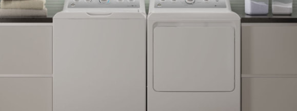 Ge laundry pair