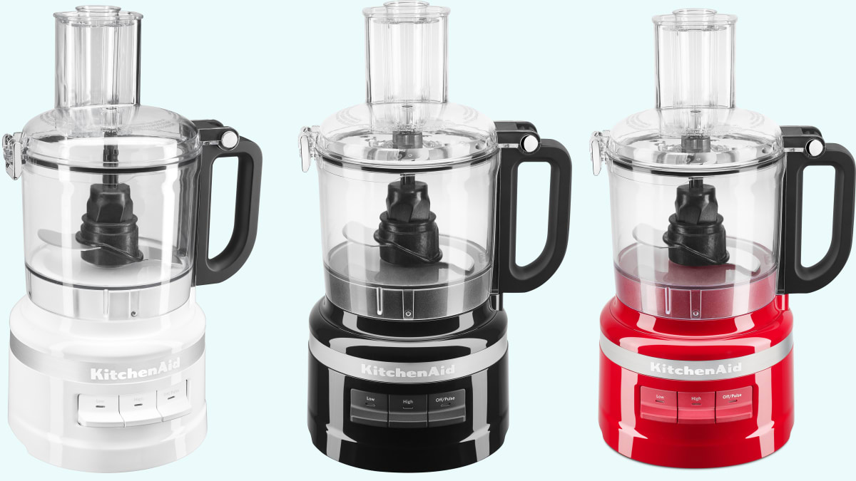 Kitchenaid Food Processor Problems