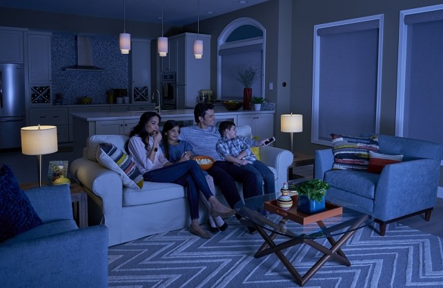 Lutron Caseta Wireless Smart Lighting
