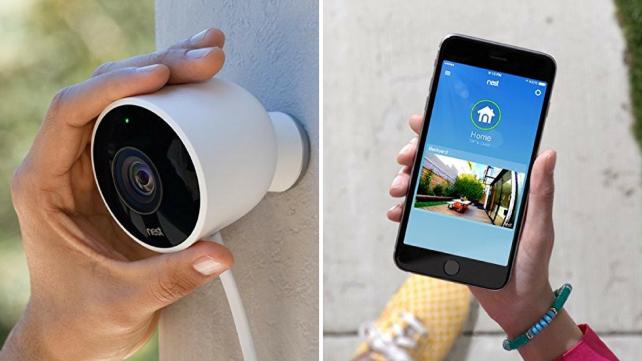 Nest Smart Security Camera
