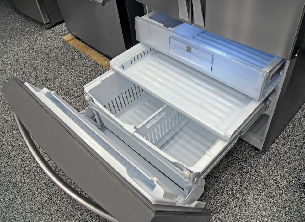 Kenmore Elite 74025 Freezer