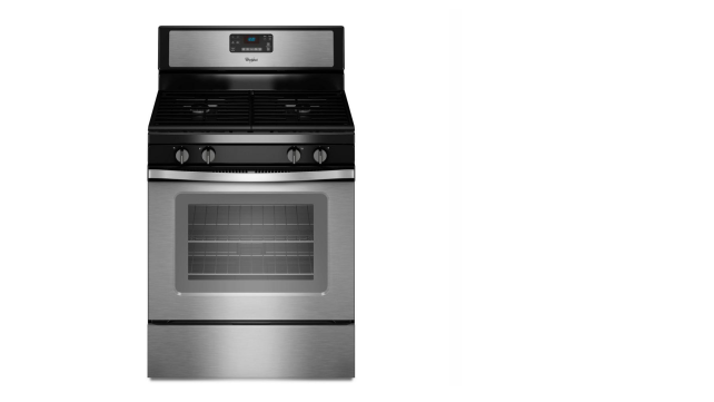 Whirlpool makes a great budget gas stove