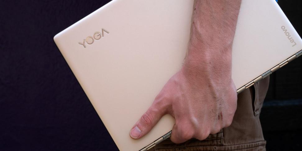Lenovo Yoga 900s In Tow
