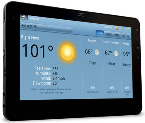 Product Image - ViewSonic gTablet