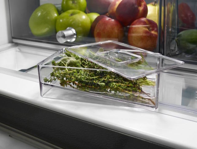 KitchenAid herb storage