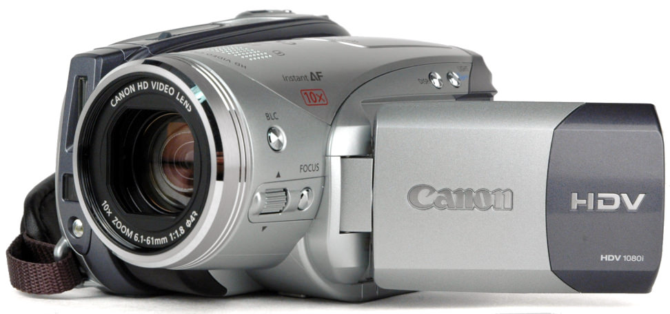 Product Image - Canon HV20