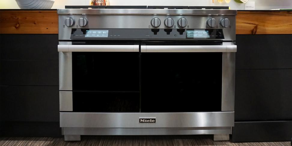 awesome Miele Kitchen Appliances Reviews #8: Itu0027s not cheap, but itu0027s definitely luxurious.