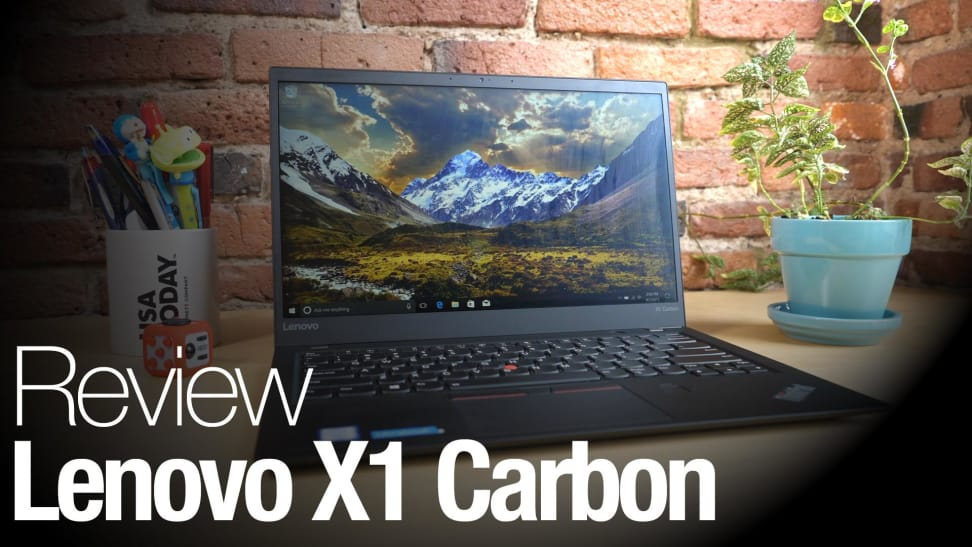 Product Image - Lenovo X1 Carbon (5th Gen)