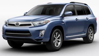 Product Image - 2012 Toyota Highlander Hybrid