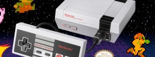 Nintendo nes classic hero