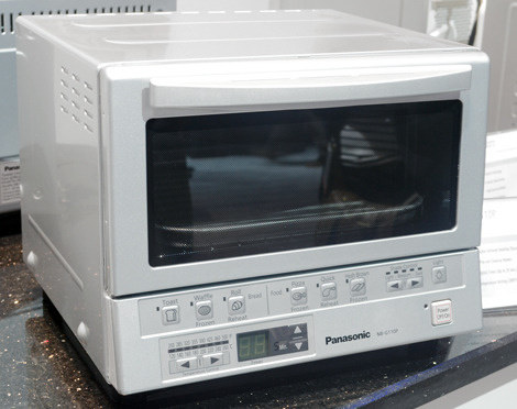 Panasonic s Toaster Oven Creates Fast Food Actually Worth Eating