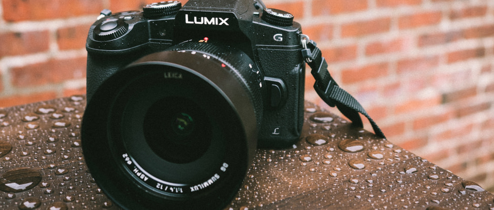 Panasonic lumix g85 hero