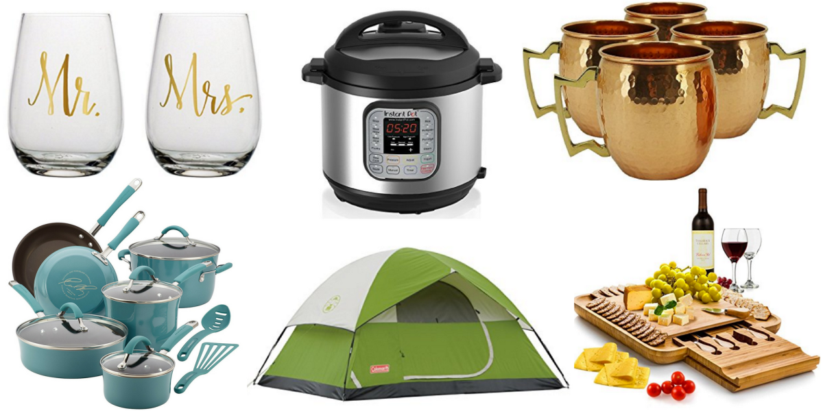 Favorite Wedding Gifts: The 37 Most Popular Wedding Registry Gifts On Amazon