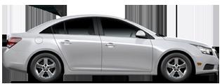 Product Image - 2013 Chevrolet Cruze 1LT Manual