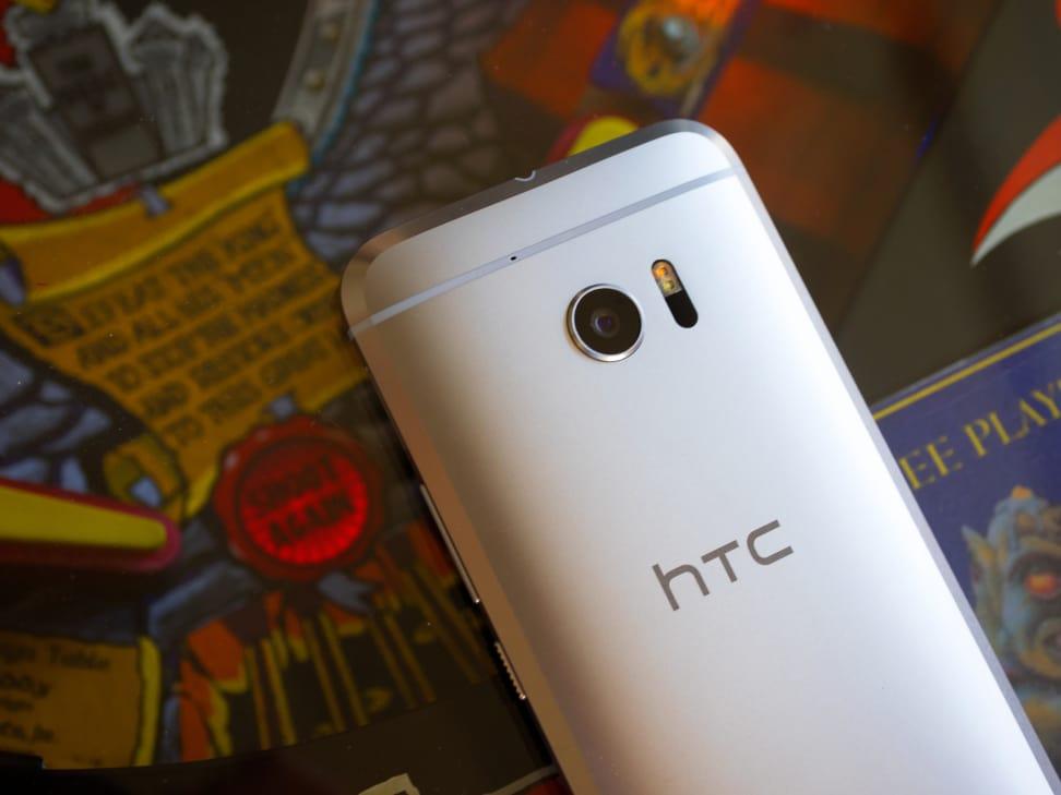 HTC 10 Primary Camera