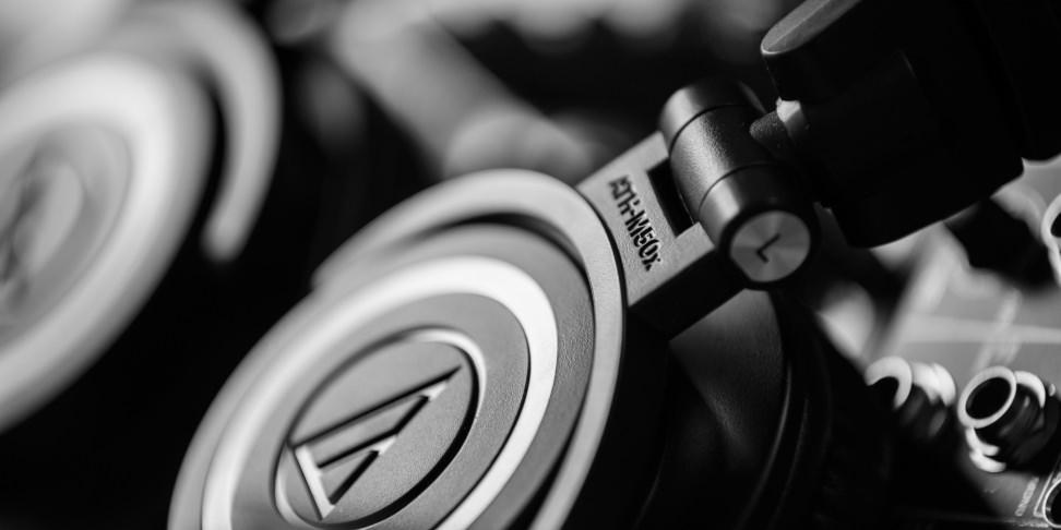Audio-Technica ATH-M50x Headphones