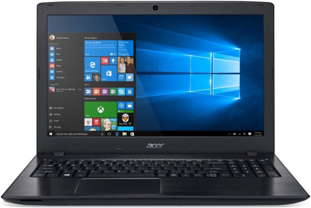 Product Image - Acer Aspire E 15 (2016, Intel Core i3, 1TB, 4GB RAM)