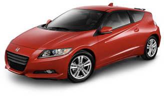 Product Image - 2012 Honda CR-Z EX