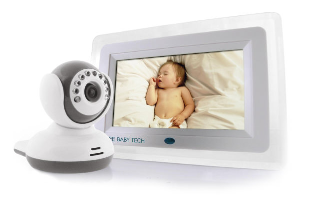 Product Image - Safe Baby Tech Video Monitor