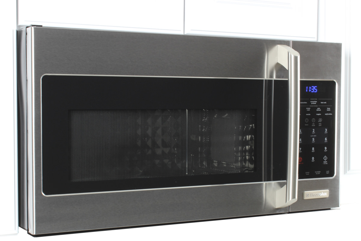 Electrolux Ei30sm35qs Over The Range Microwave Review
