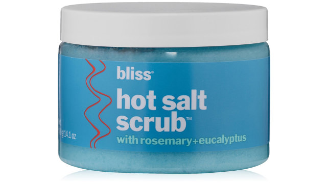 bliss Hot Salt Bath Scrub