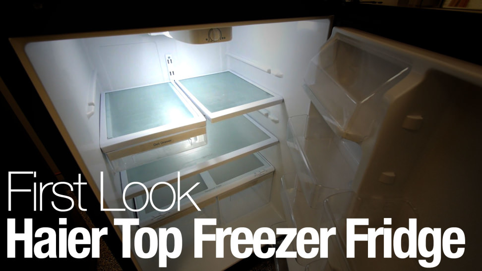 if initial quality is any indication this budget fridge bodes well for haieru0027s future