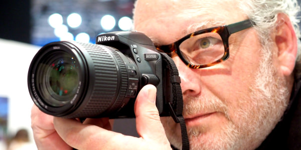 This Nikon is tailor-made for Instagrammers