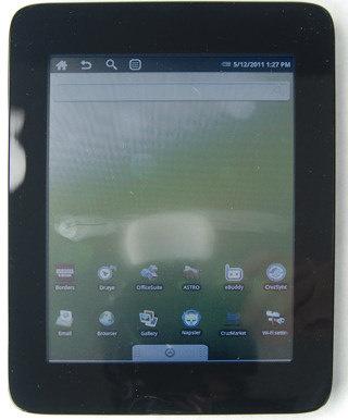 Product Image - Velocity Micro Cruz Tablet r103 (4 GB)
