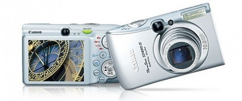 Product Image - Canon PowerShot SD890 IS