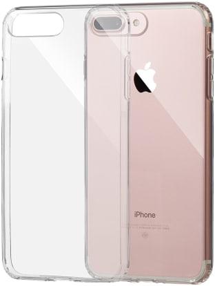 Product Image - AmazonBasics iPhone 8 Plus / 7 Plus Clear Case