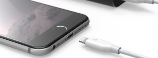 Anker cables and portable charger