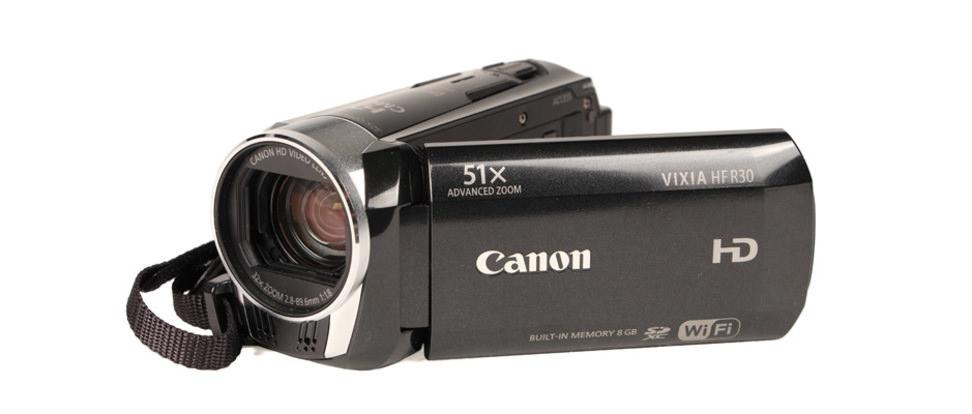 Product Image - Canon  Vixia HF R30