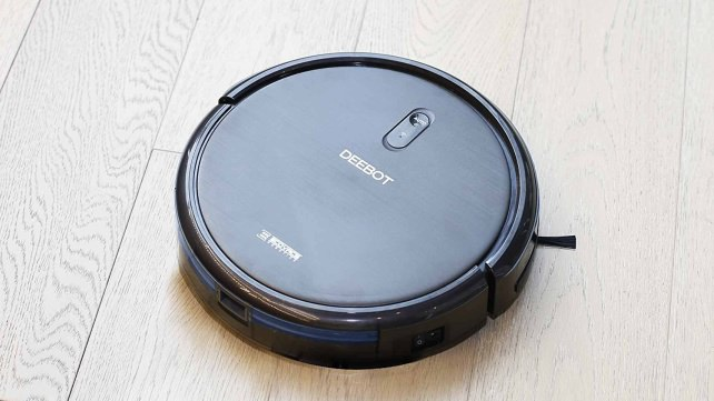 EcoVacs Deebot N79 Robotic Vacuum Cleaner