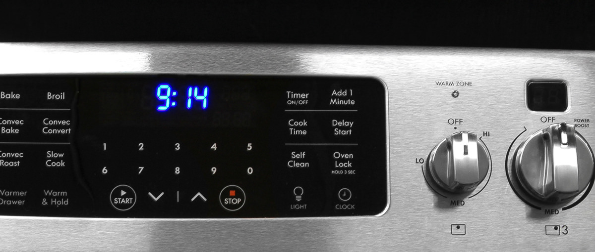 cheap and easy oven cooktop repair