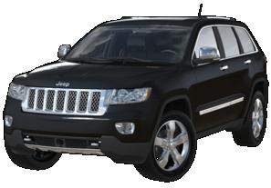 Product Image - 2013 Jeep Grand Cherokee Overland Summit