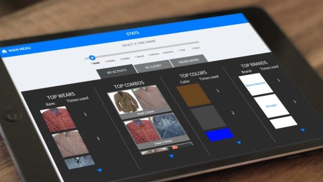 Threadrobe App