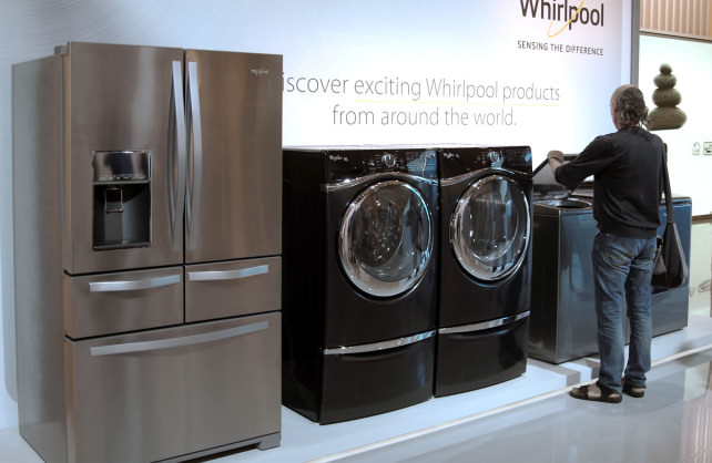 Whirlpool Works To Leverage New European Brands Reviewed