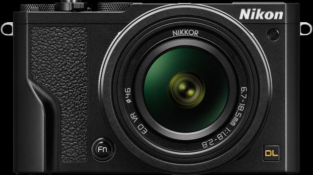 Product Image - Nikon DL 18-50
