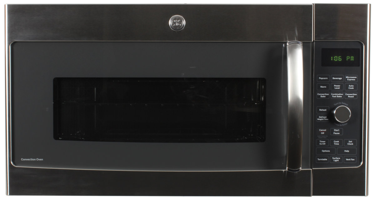 The Ge Pvm9179sfss Over Range Microwave