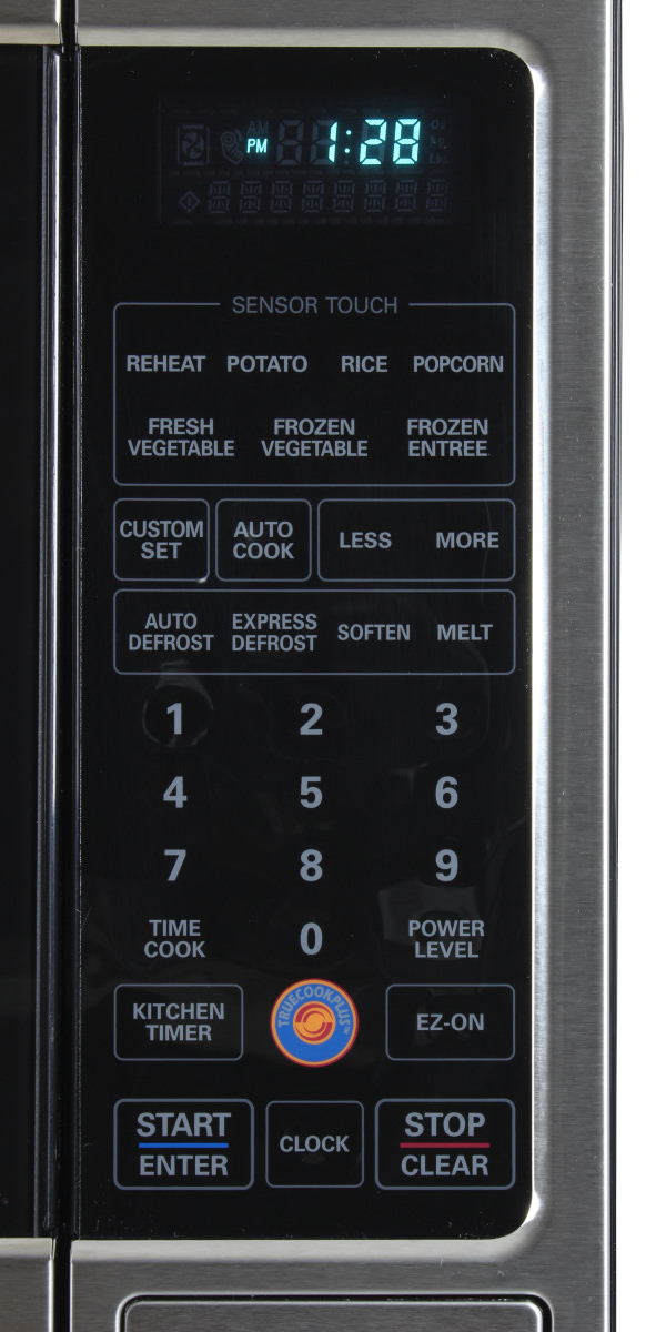 The Lcrt2010st Features Truecookplus Which Makes For Hle Free Microwave Cooking