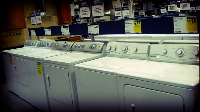 Appliances at Lowe's